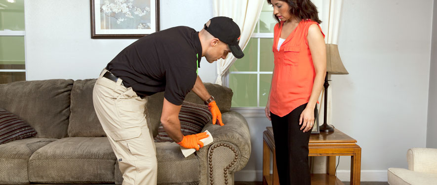 Palestine, TX carpet upholstery cleaning